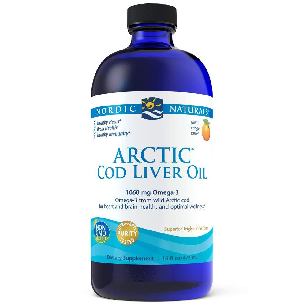 Nordic Naturals Arctic Orange Omega 3