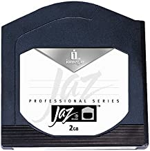 Iomega 10600 Jaz 2 GB Disk Mac Formatted (1-Pack) (Discontinued by Manufacturer)