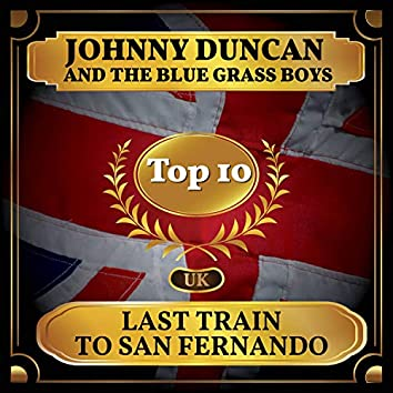 Last Train to San Fernando (UK Chart Top 40 - No. 2)