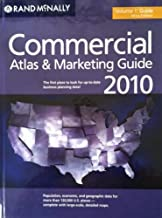 Rand McNally 2010 Commercial Atlas & Marketing Guide 2 Volume Set(Rand Mcnally Commercial Atlas and Marketing Guide)
