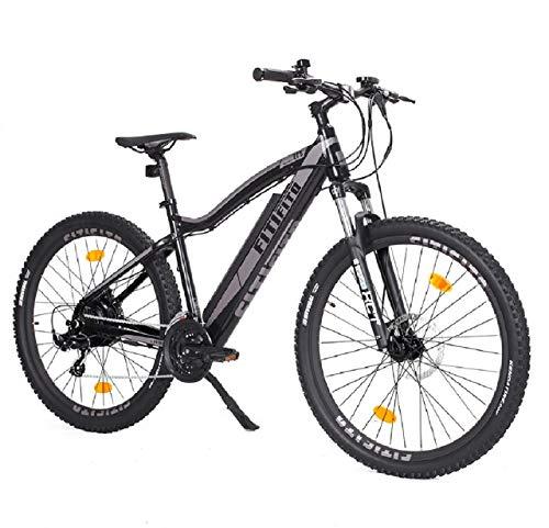 Fitifito Copenhagen Bicicleta eléctrica de montaña de 69,85 cm, E-Bike...