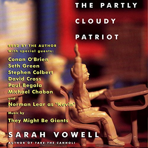The Partly Cloudy Patriot  cover art