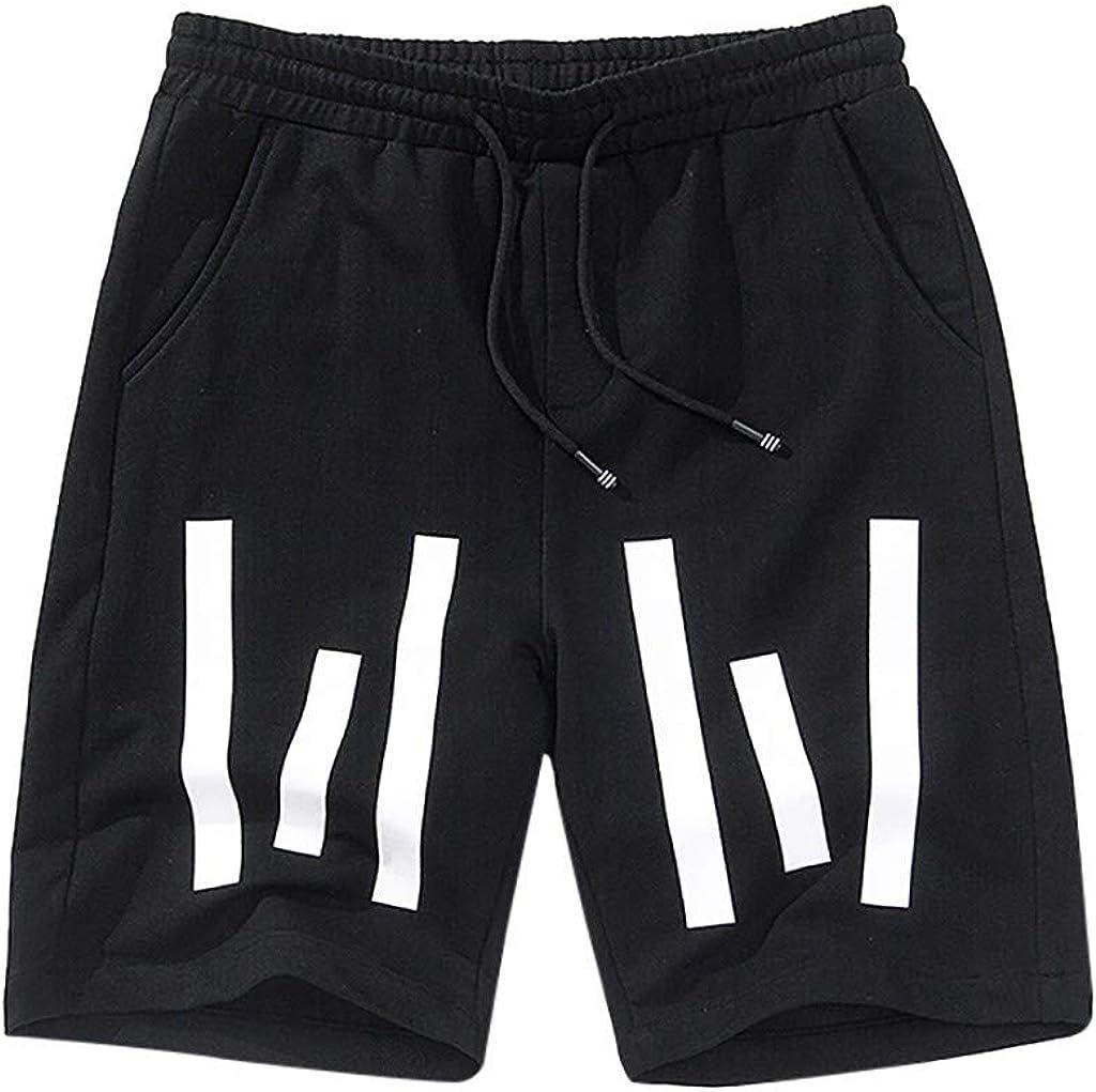 MOOKO Mens Swim Trunks Quick Dry Elastic Waist Casual Beach Sports Casual Athletic Shorts Swimwear Bathing Suits
