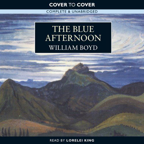 The Blue Afternoon audiobook cover art