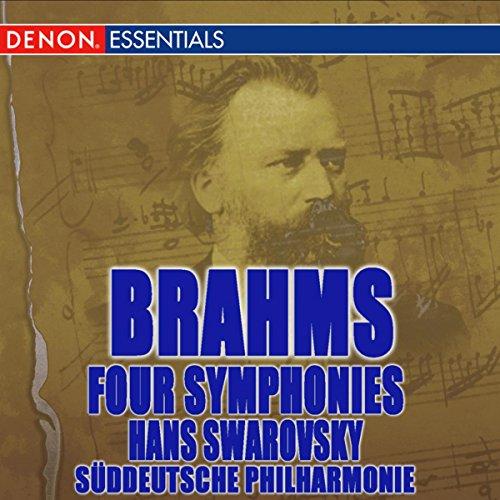 Brahms: Four Symphonies