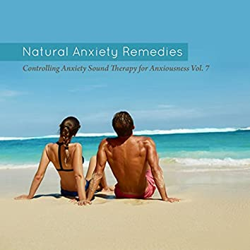 Controlling Anxiety Sound Therapy for Anxiety Vol. 7