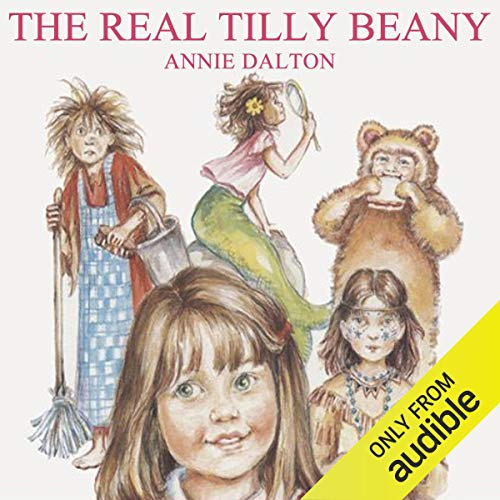 The Real Tilly Beany audiobook cover art
