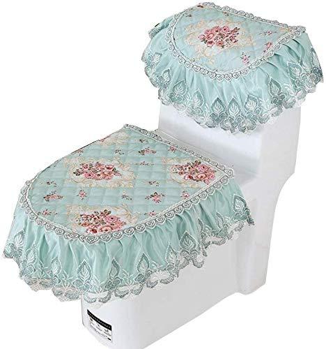 WC-accessoires, wc-bril-deken, dikke kant, toilet, zitkussen, ritssluiting, U-vorm, wasbaar, zitting