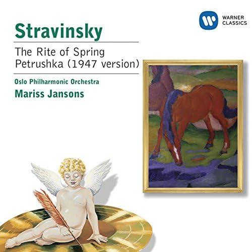 Oslo Philharmonic Orchestra & Mariss Jansons