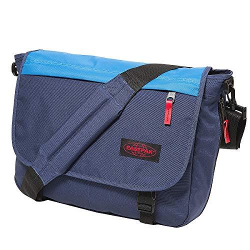 Eastpak Delegate Umhängetasche, 38 cm, 20 L, Combo blau