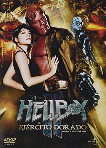 Hellboy 2: The Golden Army - El Ejercito Dorado