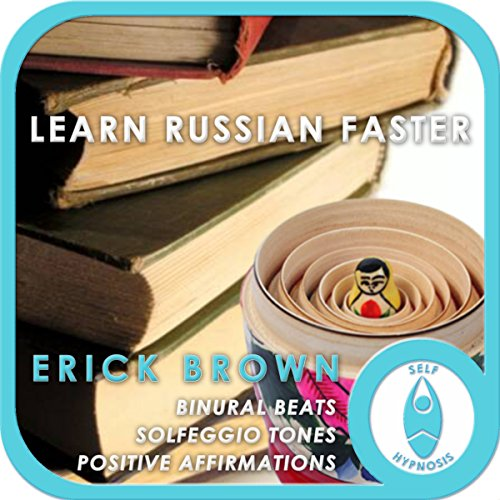 Learn Russian Faster audiobook cover art