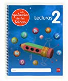 Lecturas 2. La galaxia de las letras - 9788467554793