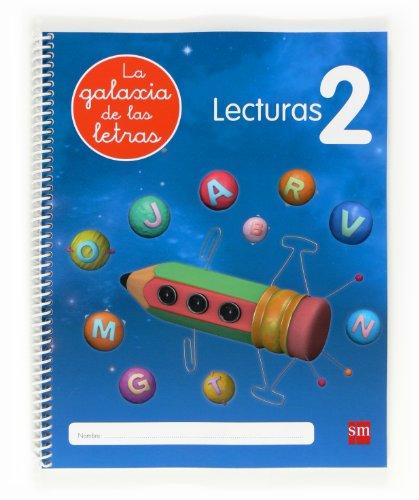La galaxia de las letras, lecturas, Educación Infantil, 5 años. Cuaderno 2