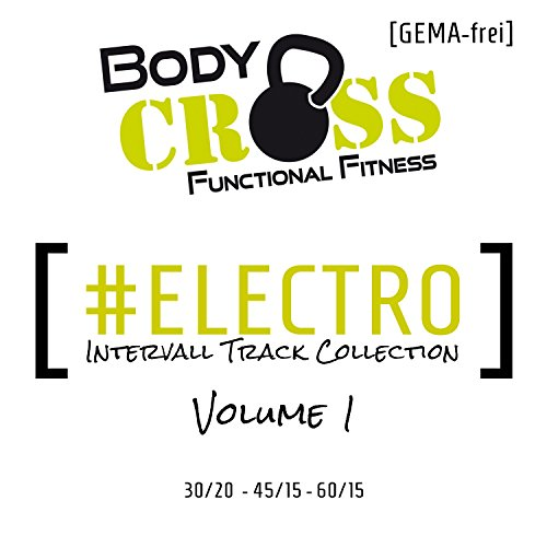 Functional & Cross Training Intervall Musik - Electro & House Edition (Gema Frei) [Vol. 1]