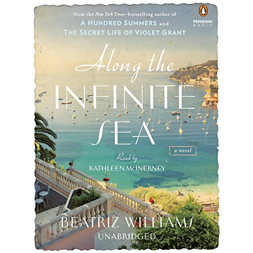 Along the Infinite Sea cover art