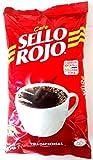 Sello Rojo Ground Coffee, 17.6 oz - Dark Roast (Tostion Oscura)