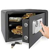 Best Fireproof Safes - SereneLife Electronic Fingerprint Fire Lock Fireproof Digital Home Review