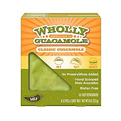 Wholly Guacamole, Classic Guacamole, 8 oz