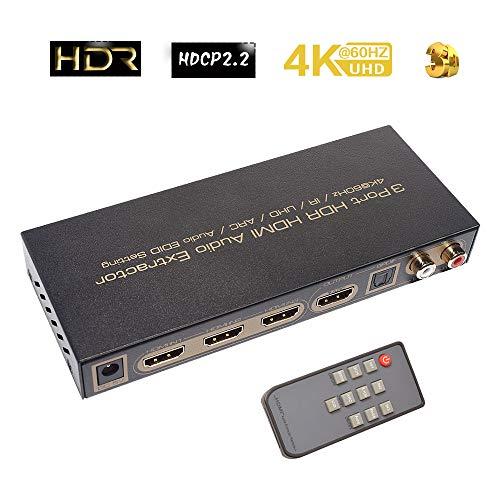 HDMI Switch Audio Extractor Avec...