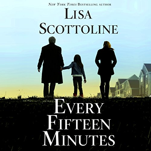 Every Fifteen Minutes audiobook cover art