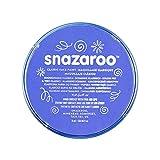 Snazaroo- Pintura facial y Corporal, 18 ml, Color azul cielo, 0 (Colart 18355)