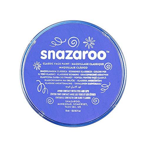 Snazaroo - 1118355 - Maquillage - Galet de Fard Aquarellable - 18 ml - Ciel