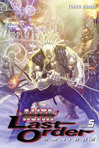 Battle Angel Alita: Last Order Omnibus Vol. 5 (English Edition)