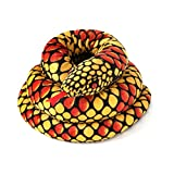 Snake Stuffed Animal , Plush Large Snake Realistic Snake Toy, 120 inch Gifts for Kids