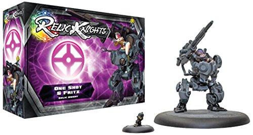 Relic Knights: Dark Space Calamity: One Shot