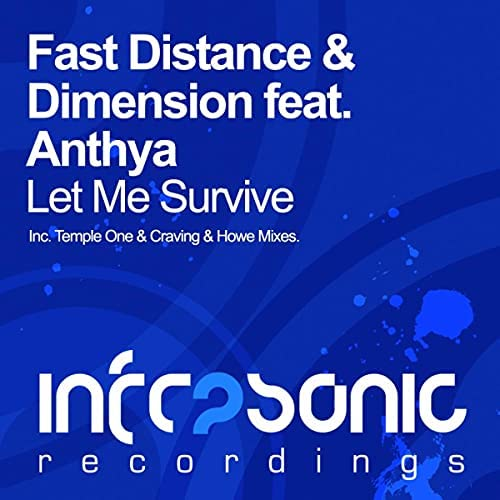 Fast Distance & Dimension feat. Anthya