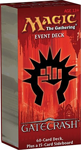 Magic the Gathering: GateCrash Event Deck - Rally and Rout (Boros)