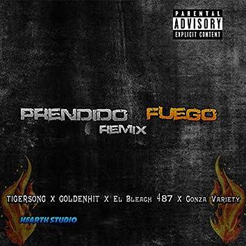 Prendido Fuego (Remix)