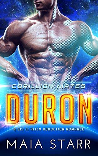 Duron (Corillion Mates)(A Sci Fi Alien Abduction Romance) (English Edition)
