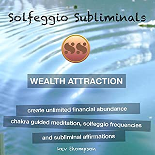 Wealth Attraction - Create Unlimited Financial Abundance cover art
