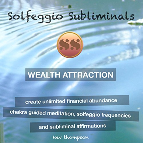 Wealth Attraction - Create Unlimited Financial Abundance audiobook cover art