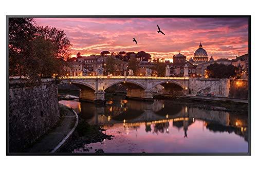 Samsung QB55R 138,7 cm (54.6 Zoll) LED 4K Ultra HD Digital Beschilderung Flachbildschirm Schwarz - Signage-Displays (138,7 cm (54.6 Zoll), LED, 3840 x 2160 Pixel, 350 cd/m², 4K Ultra HD, 8 ms)