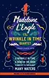 Madeleine L'Engle: The Wrinkle in Time Quartet (LOA #309): A Wrinkle in Time / A Wind in the Door / A Swiftly Tilting Planet / Many Waters (Library of America Madeleine L'Engle Edition)
