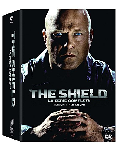 Box-The Shield Completa Stg.1-7