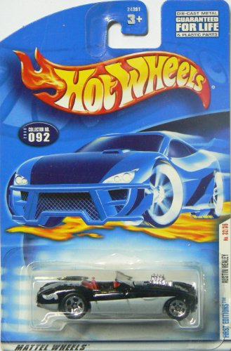 Hot Wheels 2000-092 First Edition 32/36 Austin Healey 1:64 Scale