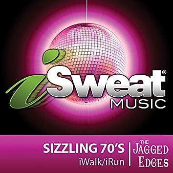 iSweat Fitness Music, Vol. 91: Sizzling 70's (126 BPM for Running, Walking, Elliptical, Treadmill, Aerobics, Fitness)