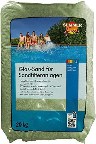 Waterman GmbH Summer Fun Filterglassand 0,5-1mm Poolfiltersand