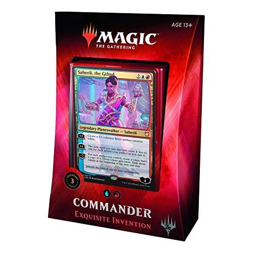 Magic The Gathering - Commander 2018 Exquisite Invention