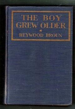 Hardcover Boy Grew Older Book