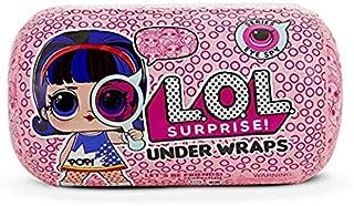 LOL Surprise Doll Squirt Spray Water Series 4 Under Wraps Eye Spy Capsule Big Sister Toy