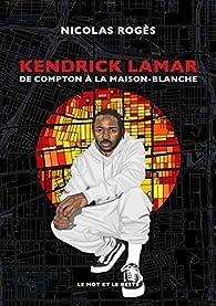 Kendrick Lamar par Nicolas Rogès