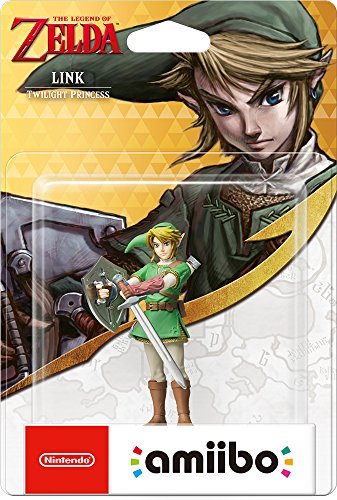 amiibo link twilight princess