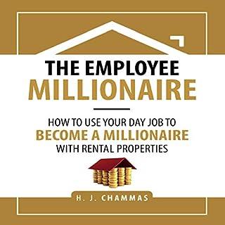 The Employee Millionaire audiobook cover art