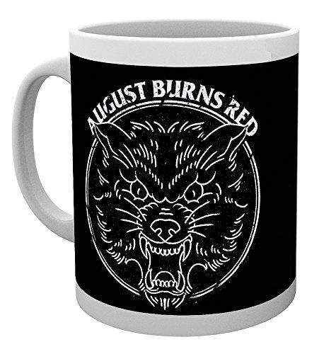 GB Eye LTD, August Burns Red, Wolf, Taza