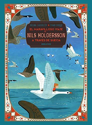 El maravilloso viaje de Nils Holgersson a través de Suecia